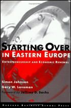 Starting Over in Eastern Europe
