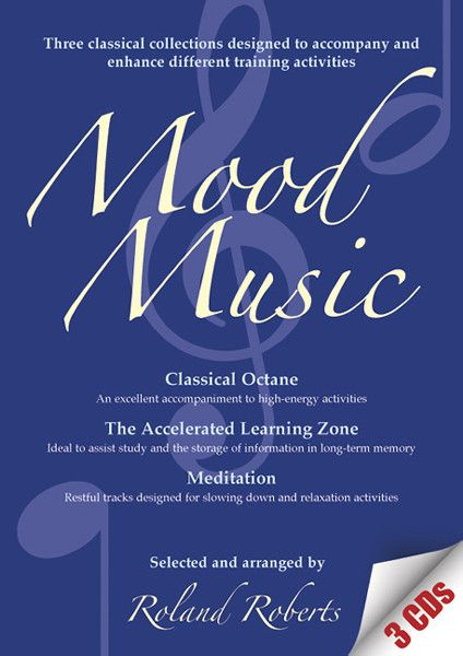 Mood Music Training 3 CD Set