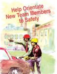 Safety Orientation/Induction Poster
