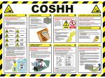 Chemical Label Safety Poster